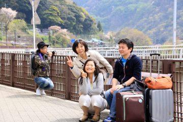 箱根親睦旅行