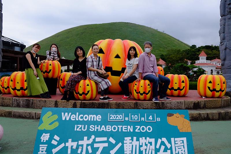 千葉県金谷親睦旅行